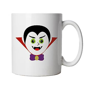 Vampire Mug | Halloween Fancy Dress Costume Trick Or Treat | Hallows Eve Ghost Pumpkin Witch Trick Treat Spooky | Halloween Cup Gift
