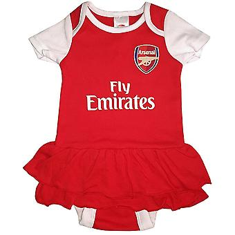 Arsenal FC Girls Tutu Bodysuit