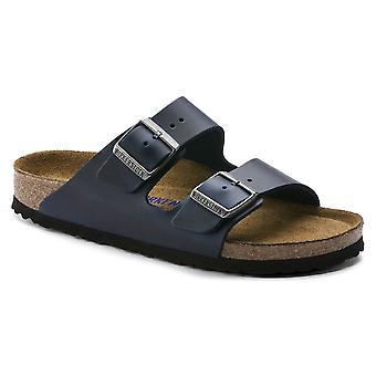 Birkenstock Arizona OL SF Sandal 1013644 blå smal
