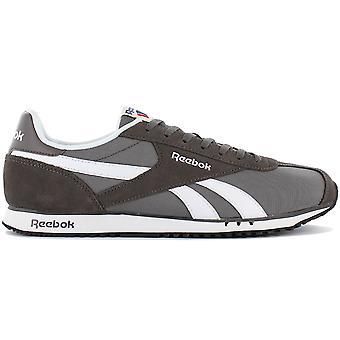 Reebok Alperez Dash BD3270 Herren Schuhe Grau Sneaker Sportschuhe