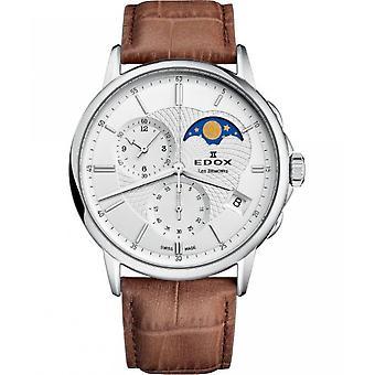 Edox Men's Watch 01651 3 AIN Chronographs