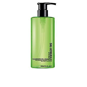 Shu Uemura Nettoyage huile shampooing anti-pelliculaire apaisant nettoyant 400 Ml unisexe