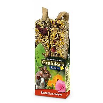 Jr Farm JR Grainless Farmys Calendula-Hollyhock (Small pets , Treats)