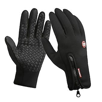 Touch Gloves, Black