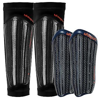 UHLSPORT CARBONFLEX 2.0 SHIN GUARD