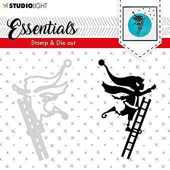 Studio-Licht-Stempel & Sterben Geschnitten A6 Essentials Silhouetten nr 35 BASICSDC35