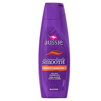 Aussie miraculously smooth shampoo, 13.5 oz