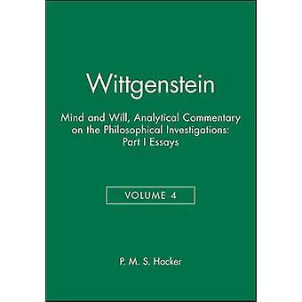 Wittgenstein by P. M. S. Hacker