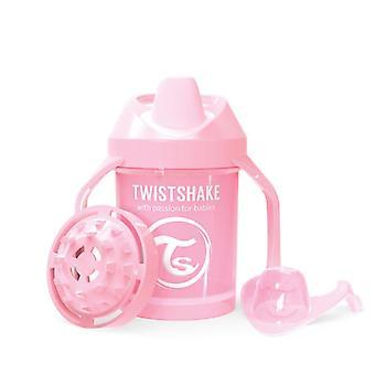 Twistshake Mini Cup 230ml Pastel Pink
