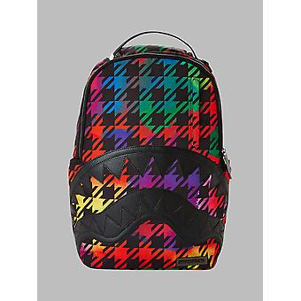 Sprayground London Trip Backpack - Multi Coloured