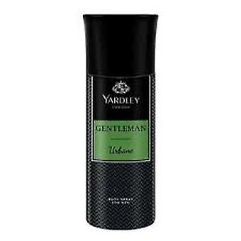 Yardley London Yardley Gentleman Urbane Body Spray 150ml