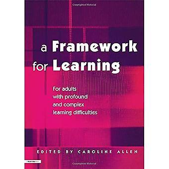 Een leer kader: voor volwassenen met diepgaande en complexe leermoeilijkheden