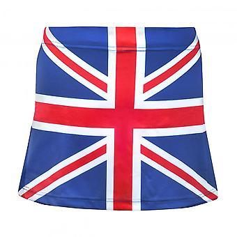 Union Jack käyttää Union Jack Skorts