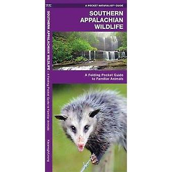 Southern Appalachian Wildlife - A Folding Pocket Guide to Familiar Spe