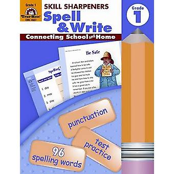 Spell & Write - Grade 1 by Evan-Moor Educational Publishers - 9781596