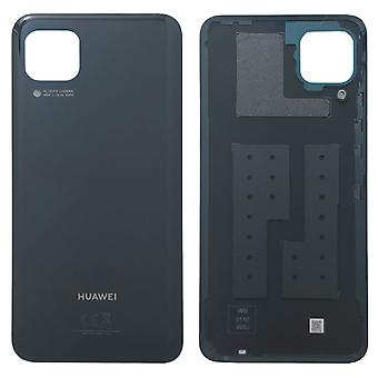 Huawei Battery Cover Battery Lid Battery Cover Black / Midnight Black for P40 Lite 02353MVD Repair New