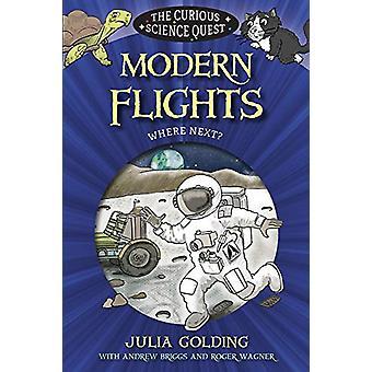Moderna flyg - Var nästa? av Julia Golding - 9780745977553 Bok