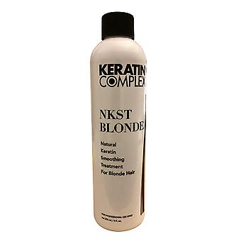 Keratin Complex Smoothing Treatment Blonde 8 oz