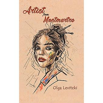 Artist from Montmartre by Levitzki & Olga