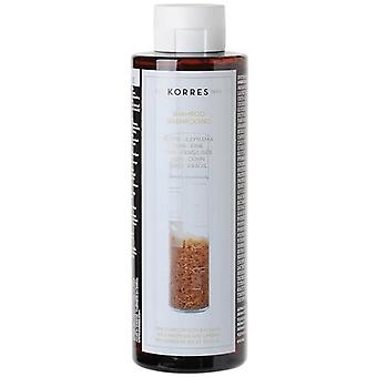 Korres Shampoo with Rice Protein 250 ml