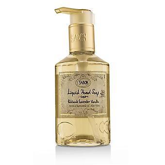 Liquid Hand Soap - Patchouli Lavender Vanilla - 200ml/7oz