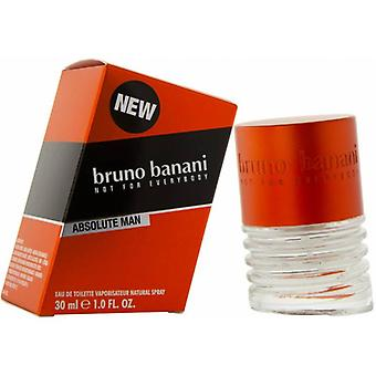 Bruno Banani - Absoluter Mann - Eau De Toilette - 30ML