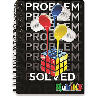 Rubik's Painted Prime 3D A6 Notebooks
