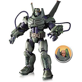 Superman Armoured Lex Luthor Deluxe Action Figure
