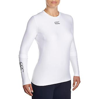 Canterbury Womens/dames Thermoreg Long Sleeve Wicking Baselayer Top