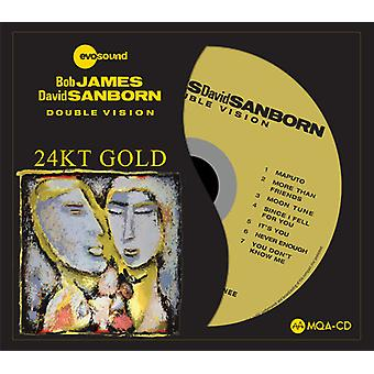 Double Vision (24kt Gold Mqacd) [CD] USA import