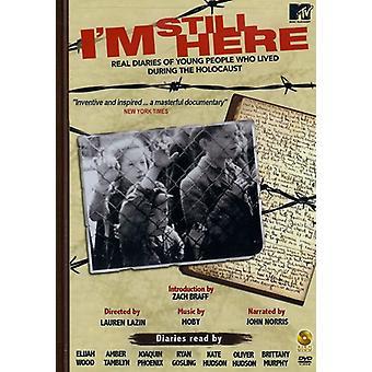 I'm Still Here [DVD] USA import
