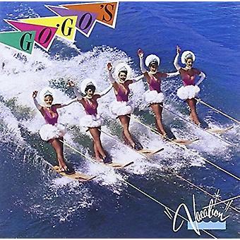 Go-Go's - Vacation [Vinyl] USA import