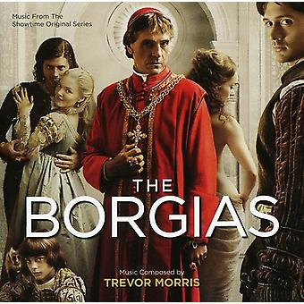 Trevor Morris - The Borgias [Original Score 2011] [CD] USA import