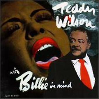 Teddy Wilson - With Billie in Mind [CD] USA import