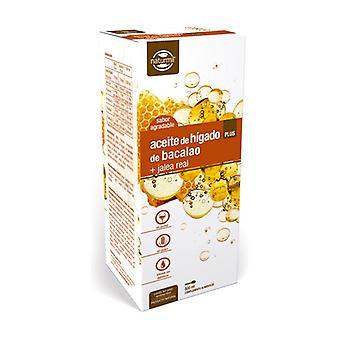 Huile de foie de morue avec gelée royale plus 500 ml