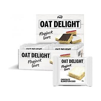 Oat Delight Bar White Chocolate Flavor with Coconut 1 bar of 60g