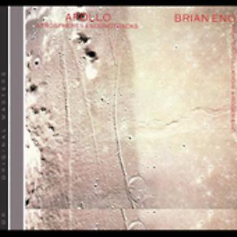 ブライアン ・ イーノ - アポロ: 雰囲気・ サウンド トラック [CD] USA 輸入