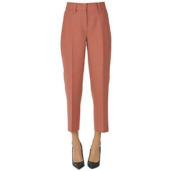 Acne Studios Ezgl151063 Mujeres's Pantalones de Poliéster Rosa