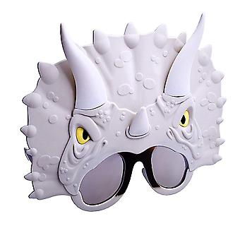 Party Costumes - Sun-Staches - Jurrasic World Triceratops New sg3293