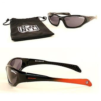 Cincinnati Bengals NFL Quake Kids Sunglasses & Bag Set