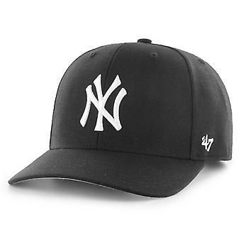 47 Brand Low Profile Cap - ZONE New York Yankees black