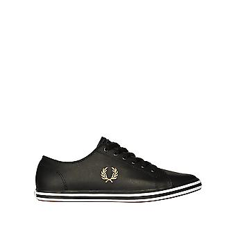 Fred Perry Men's Kingston Sneakers Leather
