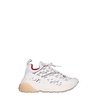 Stella Mccartney 800294n01889011 Dames's Witte Nylon Sneakers