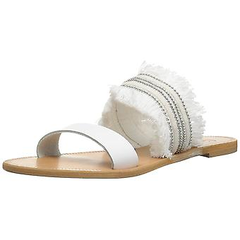 Joie Womens SABRI Fabric Open Toe Casual Slide Sandals