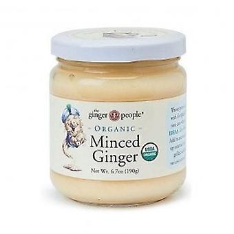 The Ginger People - Organic Minced Ginger 190g