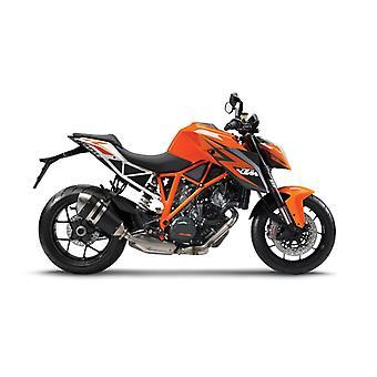 New Ray 57653 1/12 KTM 1290 Superduke R (2014) Die-Cast ATV Toy (Orange)