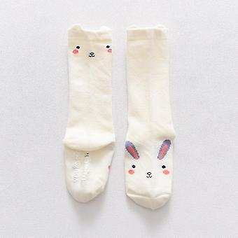 Anti-slip Socks For Boy Girl Fashion - Cartoon Animal Long Tube Sock