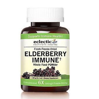 Eklektinen instituutti Inc Elderberry Immune, 60 grammaa