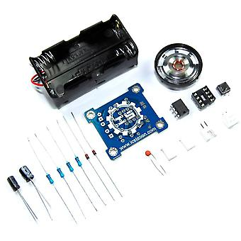IC Station Doorbell 6V NE555 Ding Dong DIY Kit