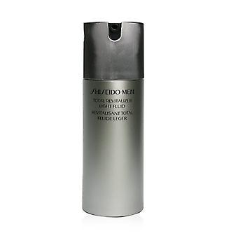 Shiseido Miehet Yhteensä Elvyttävä kevyt neste (rasvainen / yhdistelmä iho) 80ml / 2.7oz